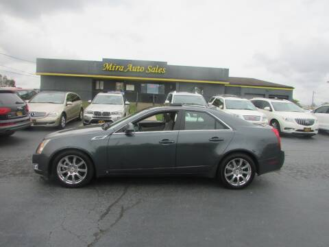 2009 Cadillac CTS for sale at MIRA AUTO SALES in Cincinnati OH