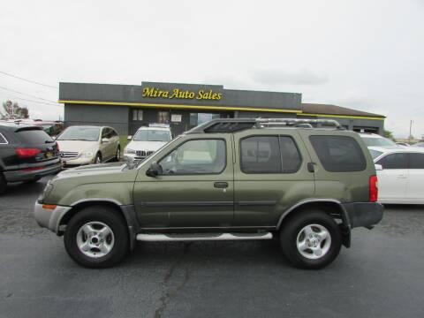 2003 Nissan Xterra for sale at MIRA AUTO SALES in Cincinnati OH