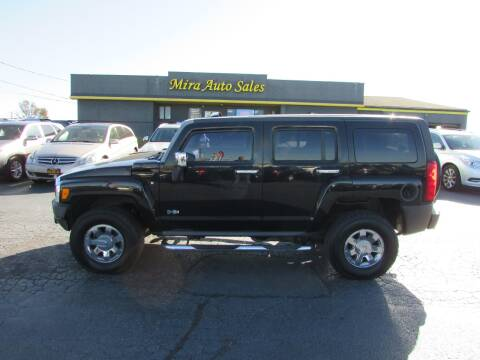 2007 HUMMER H3 for sale at MIRA AUTO SALES in Cincinnati OH