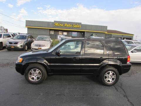 2003 Ford Escape for sale at MIRA AUTO SALES in Cincinnati OH