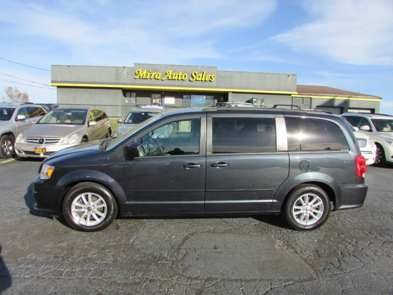 2014 Dodge Grand Caravan for sale at MIRA AUTO SALES in Cincinnati OH
