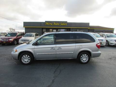 2007 Chrysler Town and Country for sale at MIRA AUTO SALES in Cincinnati OH