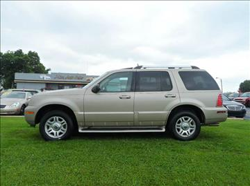 2005 Mercury Mountaineer for sale in Cincinnati, OH