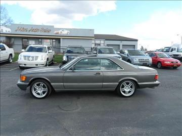 1990 MercedesBenz 560Class For Sale  Carsforsalecom