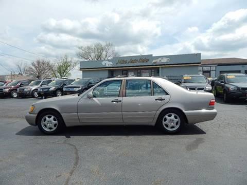 1998 Mercedes-Benz S-Class for sale in Cincinnati, OH