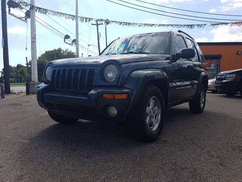 2003 Jeep Liberty for sale in Cincinnati OH