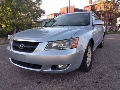 2007 Hyundai Sonata for sale in Cincinnati, OH