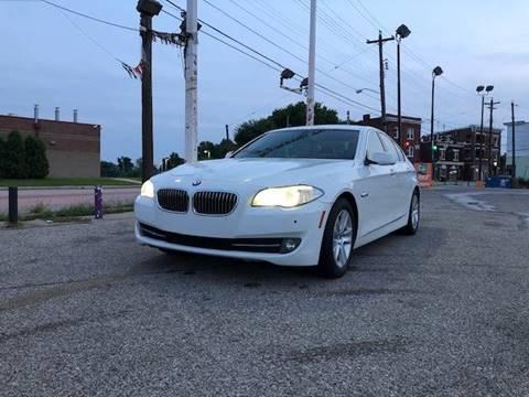 2012 BMW 5 Series for sale in Cincinnati, OH
