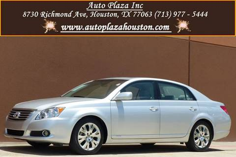 2010 Toyota Avalon for sale in Houston, TX