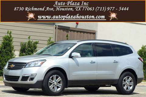 2016 Chevrolet Traverse for sale in Houston, TX