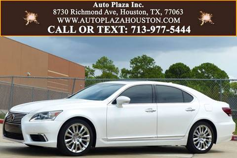 2016 Lexus LS 460 For Sale In Houston, TX