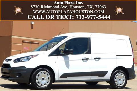 2017 Ford Transit Connect Cargo for sale in Houston, TX