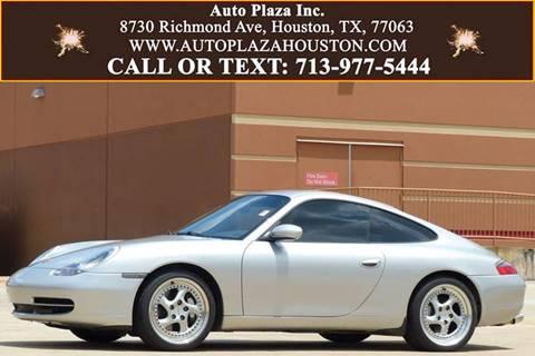 1999 Porsche 911 for sale in Houston, TX