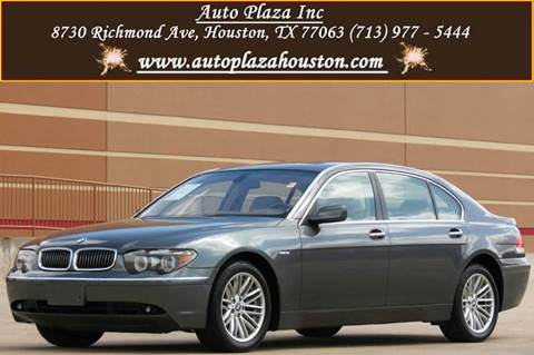 2005 BMW 7 Series for sale in Houston, TX