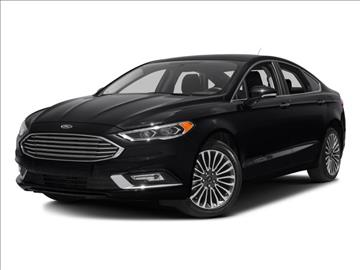 2017 Ford Fusion for sale in St. Clair, MI