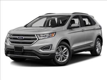 2017 Ford Edge for sale in St. Clair, MI