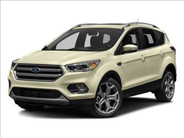 2017 Ford Escape for sale in St. Clair, MI
