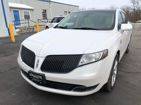 2014 Lincoln MKT for sale in Chillicothe, MO