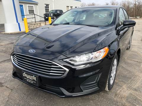 2019 Ford Fusion for sale in Chillicothe, MO