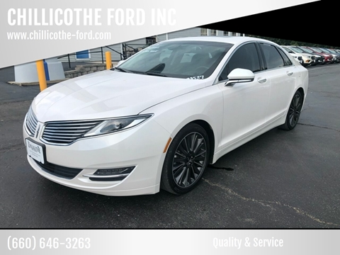2016 Lincoln MKZ for sale in Chillicothe, MO