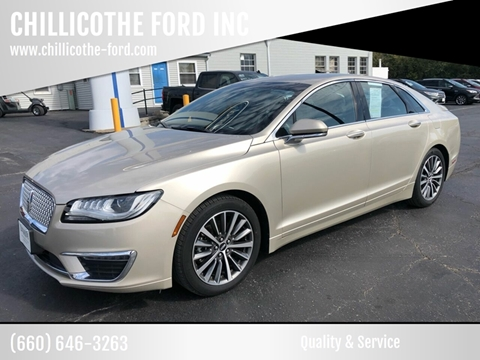 2017 Lincoln MKZ for sale in Chillicothe, MO