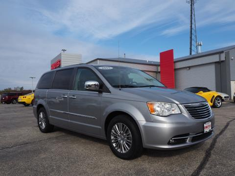 2014 Chrysler Town and Country for sale in Minooka, IL