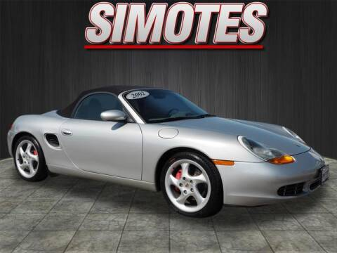 2002 Porsche Boxster for sale in Minooka, IL