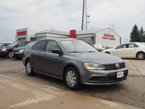 2015 Volkswagen Jetta for sale at SIMOTES MOTORS in Minooka IL