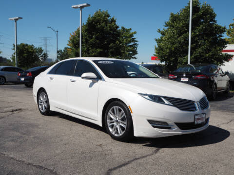 2013 Lincoln MKZ Hybrid for sale at SIMOTES MOTORS in Minooka IL