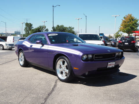 2010 Dodge Challenger for sale at SIMOTES MOTORS in Minooka IL