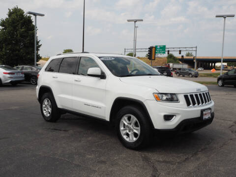 2014 Jeep Grand Cherokee for sale at SIMOTES MOTORS in Minooka IL
