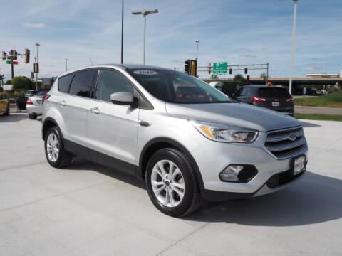 2019 Ford Escape for sale at SIMOTES MOTORS in Minooka IL