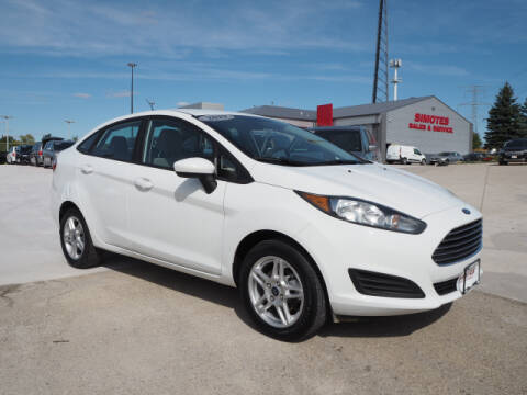 2019 Ford Fiesta for sale at SIMOTES MOTORS in Minooka IL