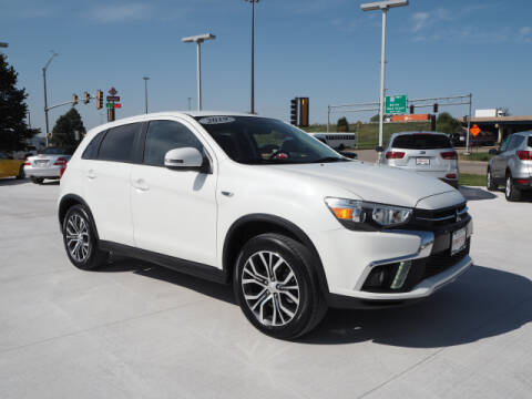2019 Mitsubishi Outlander Sport for sale at SIMOTES MOTORS in Minooka IL