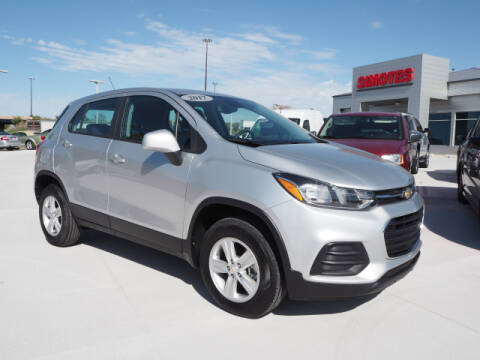 2017 Chevrolet Trax for sale at SIMOTES MOTORS in Minooka IL