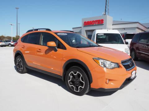 2014 Subaru XV Crosstrek for sale at SIMOTES MOTORS in Minooka IL