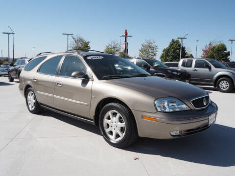 2003 Mercury Sable for sale at SIMOTES MOTORS in Minooka IL