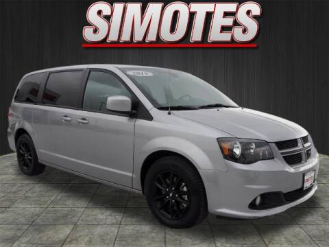 2019 Dodge Grand Caravan for sale at SIMOTES MOTORS in Minooka IL