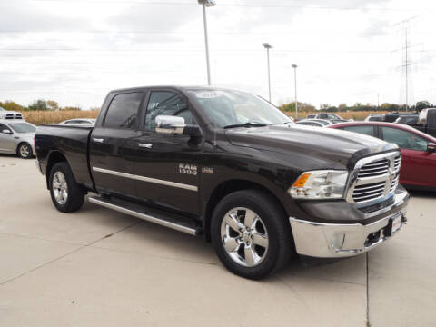 2014 RAM Ram Pickup 1500 for sale at SIMOTES MOTORS in Minooka IL
