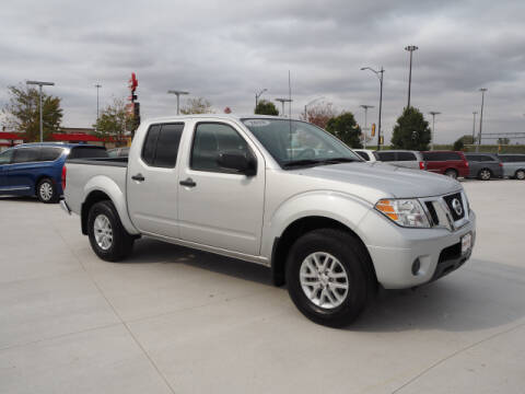 2019 Nissan Frontier for sale at SIMOTES MOTORS in Minooka IL
