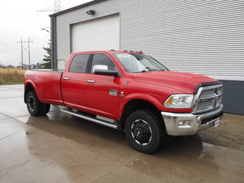 2013 RAM Ram Pickup 3500 for sale at SIMOTES MOTORS in Minooka IL