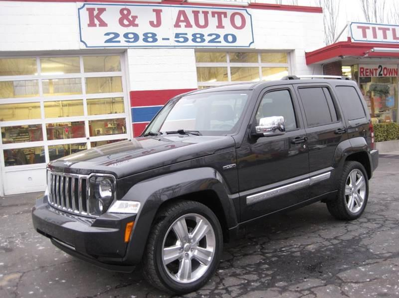 2011 Jeep Liberty 4x4 Limited Jet 4dr SUV   Bountiful UT