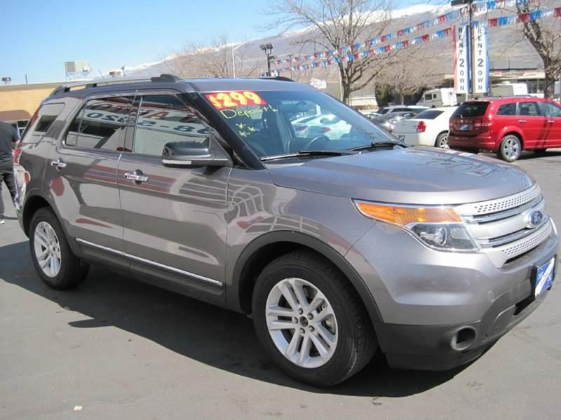 2014 Ford Explorer XLT 4dr SUV In Bountiful UT - K & J Auto Rent 2 Own