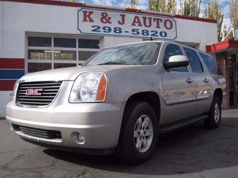 2009 GMC Yukon XL for sale in Bountiful, UT