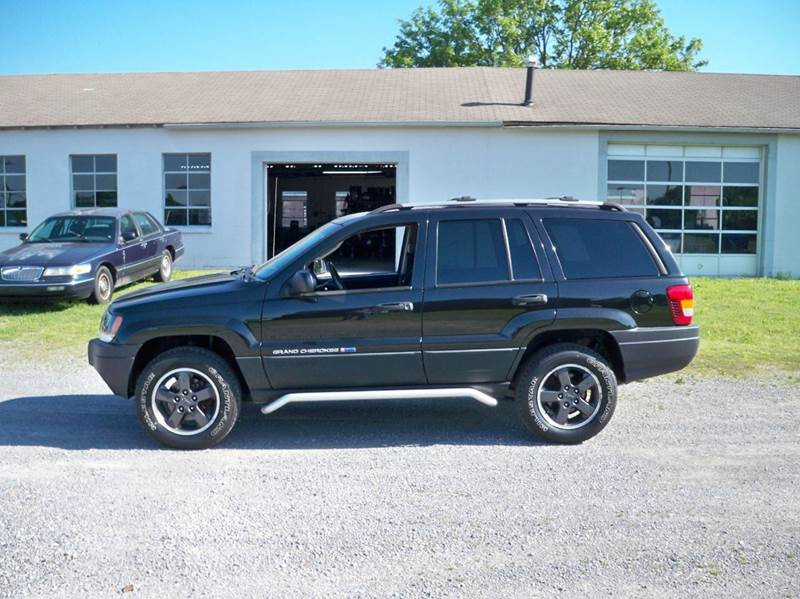 2004 Jeep Grand Cherokee 4dr Freedom Edition 4WD SUV - Murray KY