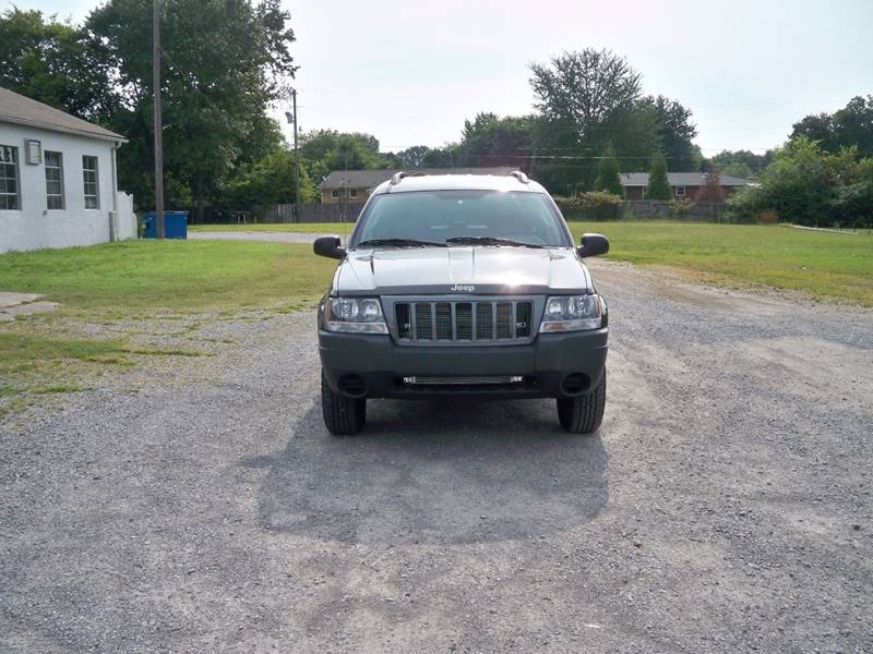 2004 Jeep Grand Cherokee 4dr Laredo 4WD SUV - Murray KY