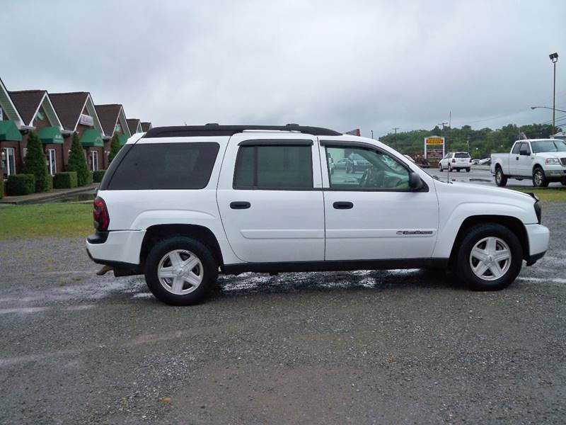 2003 Chevrolet TrailBlazer EXT LT 4WD 4dr SUV - Murray KY