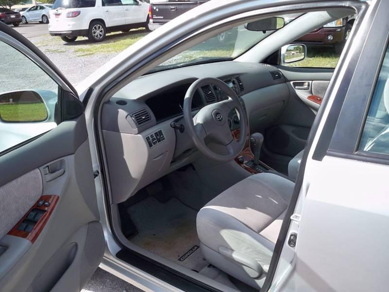 2008 Toyota Corolla LE 4dr Sedan 4A - Murray KY