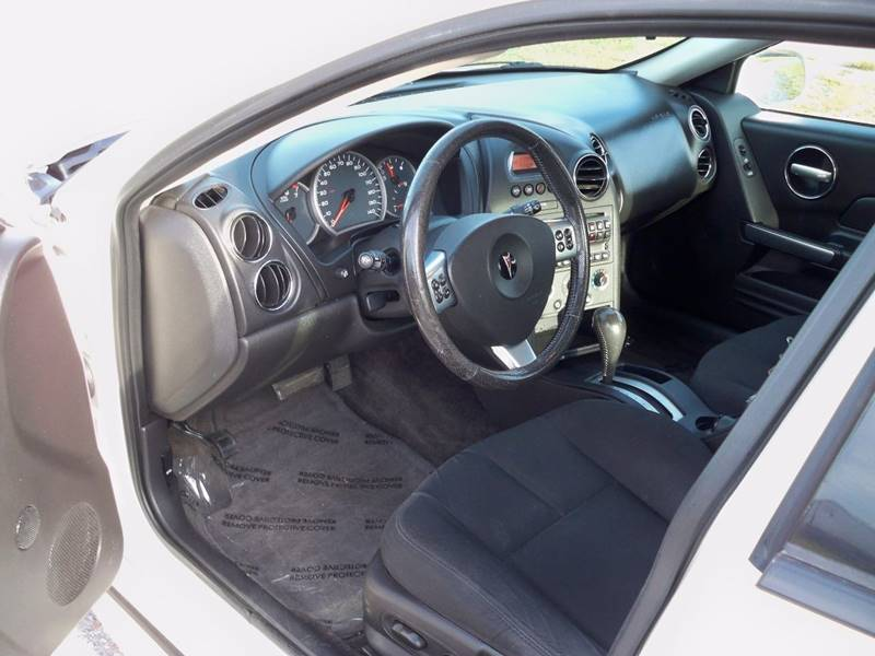 2006 Pontiac Grand Prix 4dr Sedan - Murray KY