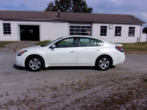 2007 Nissan Altima for sale in Murray, KY